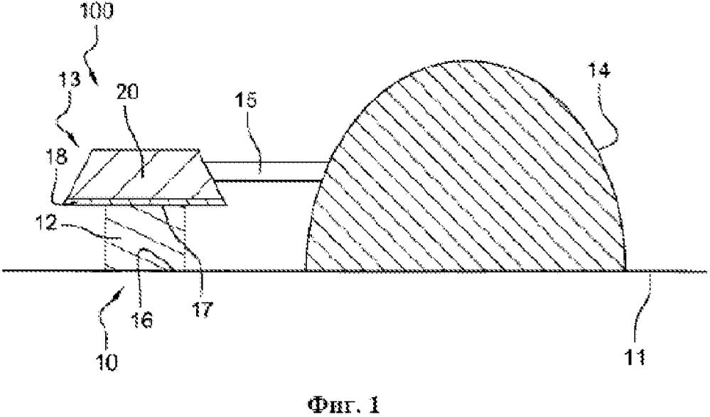 Устройство для измерения ультразвукового или биомеханического параметра вязкоупругой среды