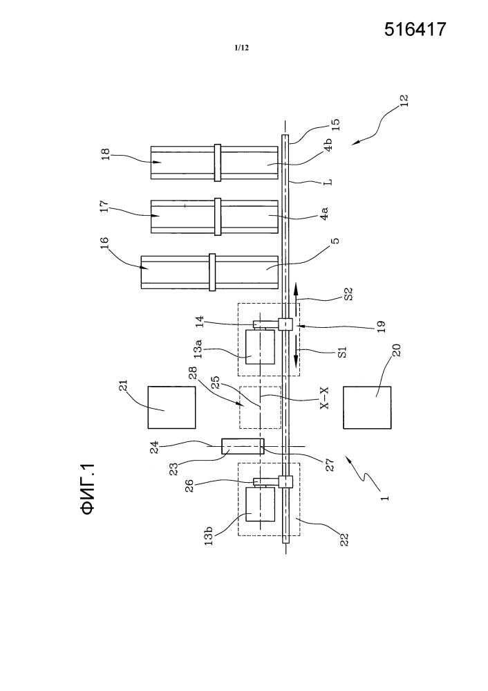 Способ и оборудование для управления производством шин для колес транспортных средств