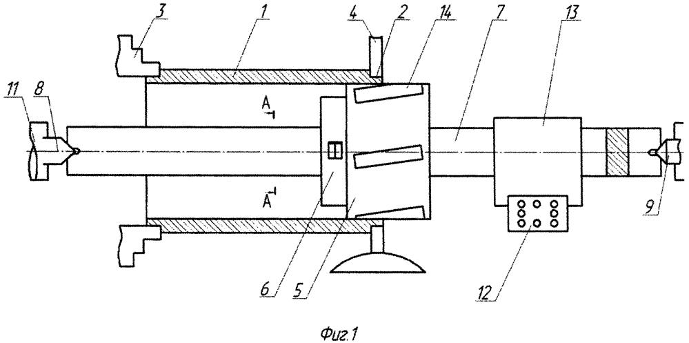 Способ обработки длинномерных цилиндрических отверстий