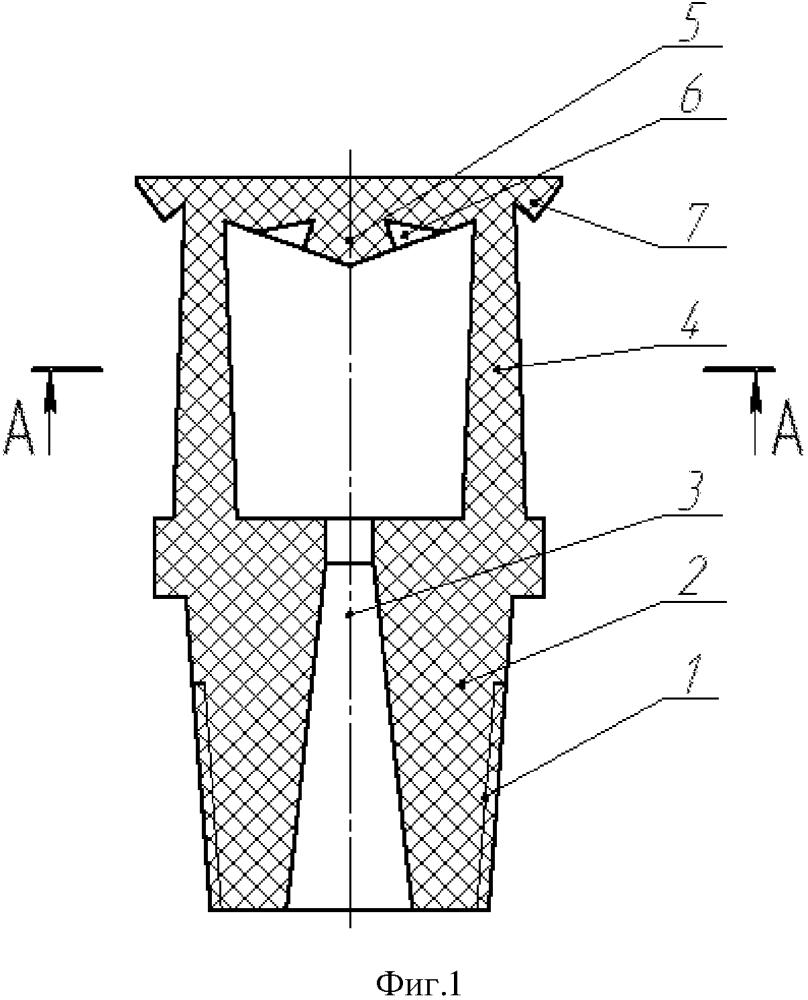 Дождевальная дефлекторная насадка