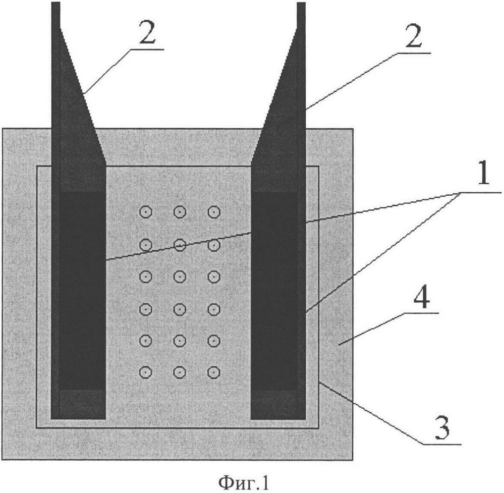 Датчик на основе эффекта холла для измерения концентрации электронов в плазме