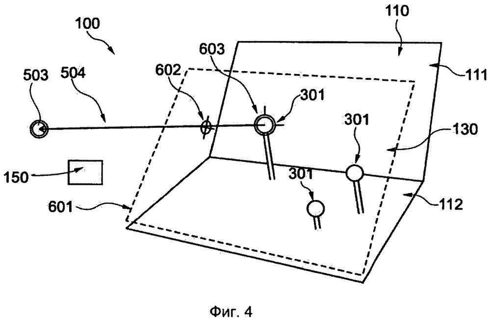 Выбор объектов в трехмерном виртуальном динамическом отображении