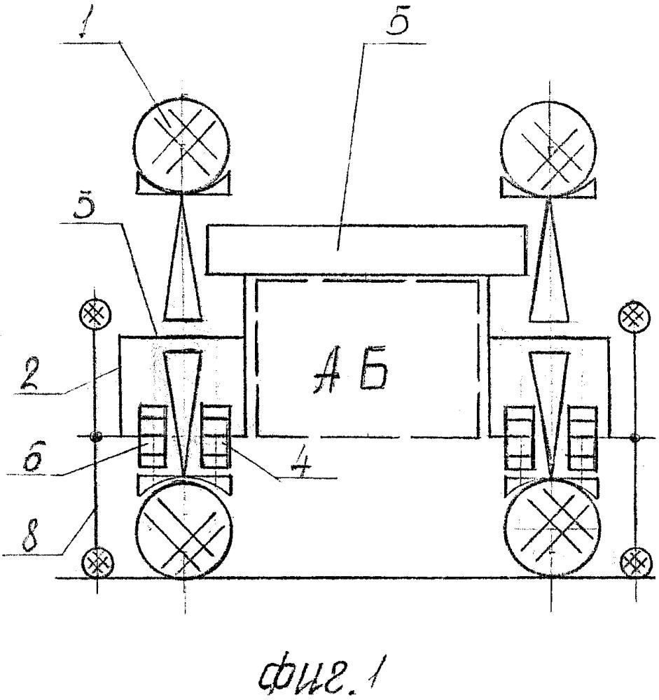 Кресло-коляска для инвалидов на колесно-гусеничном ходу