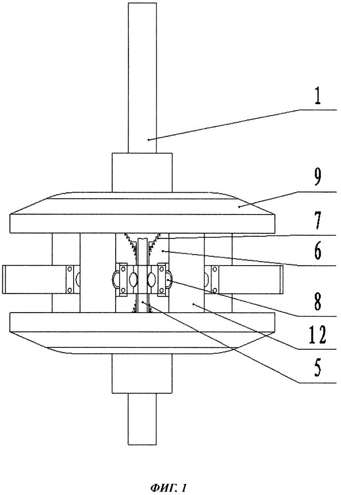 Механическое управляющее устройство для плавно регулируемой передачи