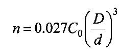 Установка для исследования осаждения совокупности твердых частиц в жидкости