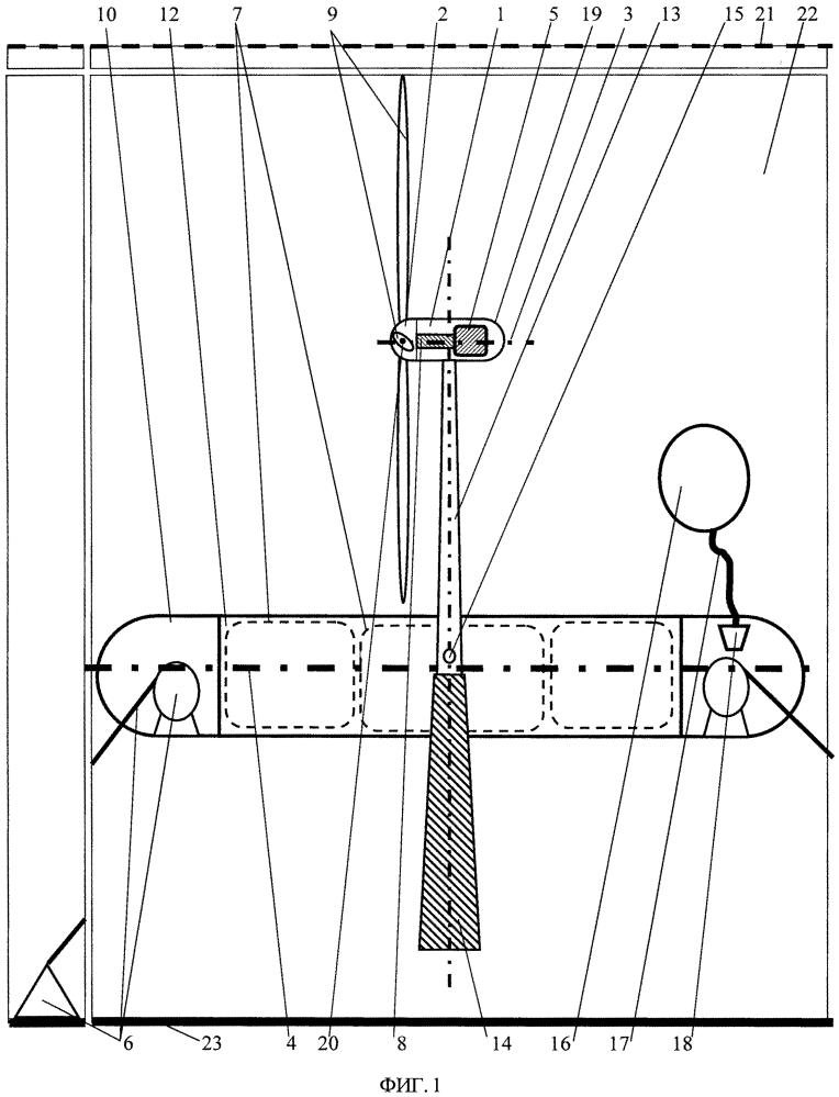 Гидроэнергетическая установка