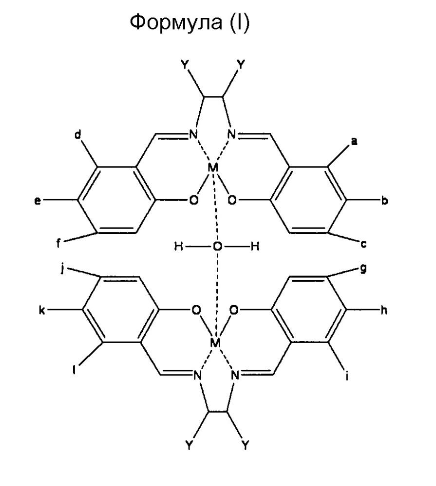 Металл-саленовое комплексное соединение, локальный анестетик и антибластомное лекарственное средство