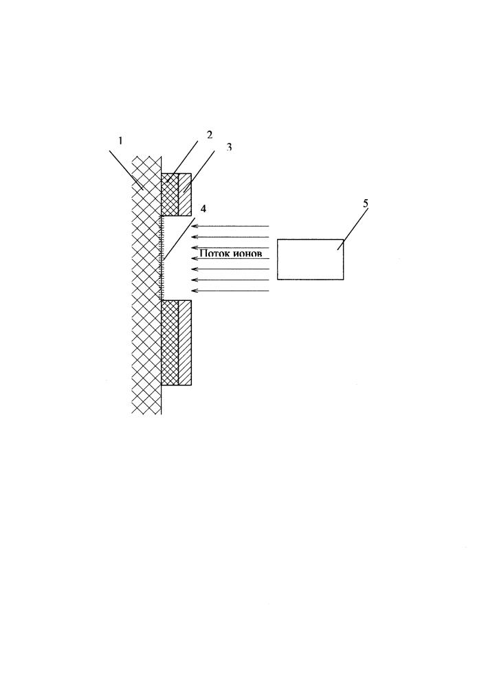 Способ подготовки кристаллической или поликристаллической подложки под металлизацию
