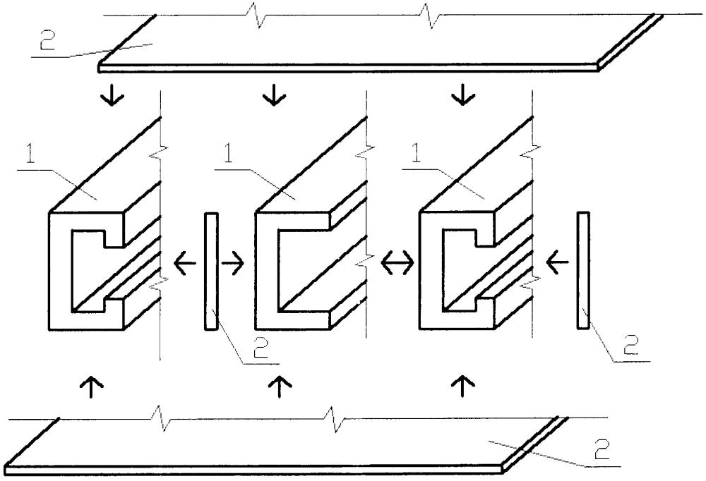 Высокопрочный стержневой элемент из стальных холодногнутых профилей для строительства на суше и ледяных образованиях арктической зоны российской федерации