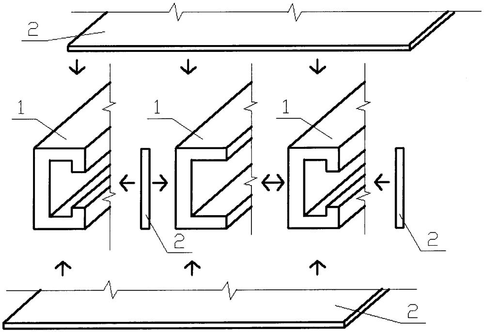 Способ возведения высокопрочных стержневых элементов из стальных холодногнутых профилей для строительства на суше и ледяных образованиях арктической зоны российской федерации
