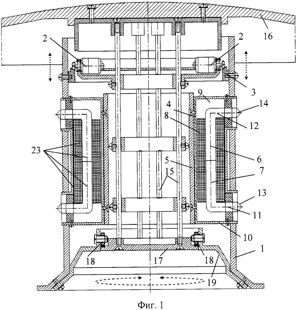 Функциональная структура фиксатора корпуса хирургических и диагностических устройств в тороидальной хирургической робототехнической системе с выдвижной крышкой (вариант русской логики - версия 4)