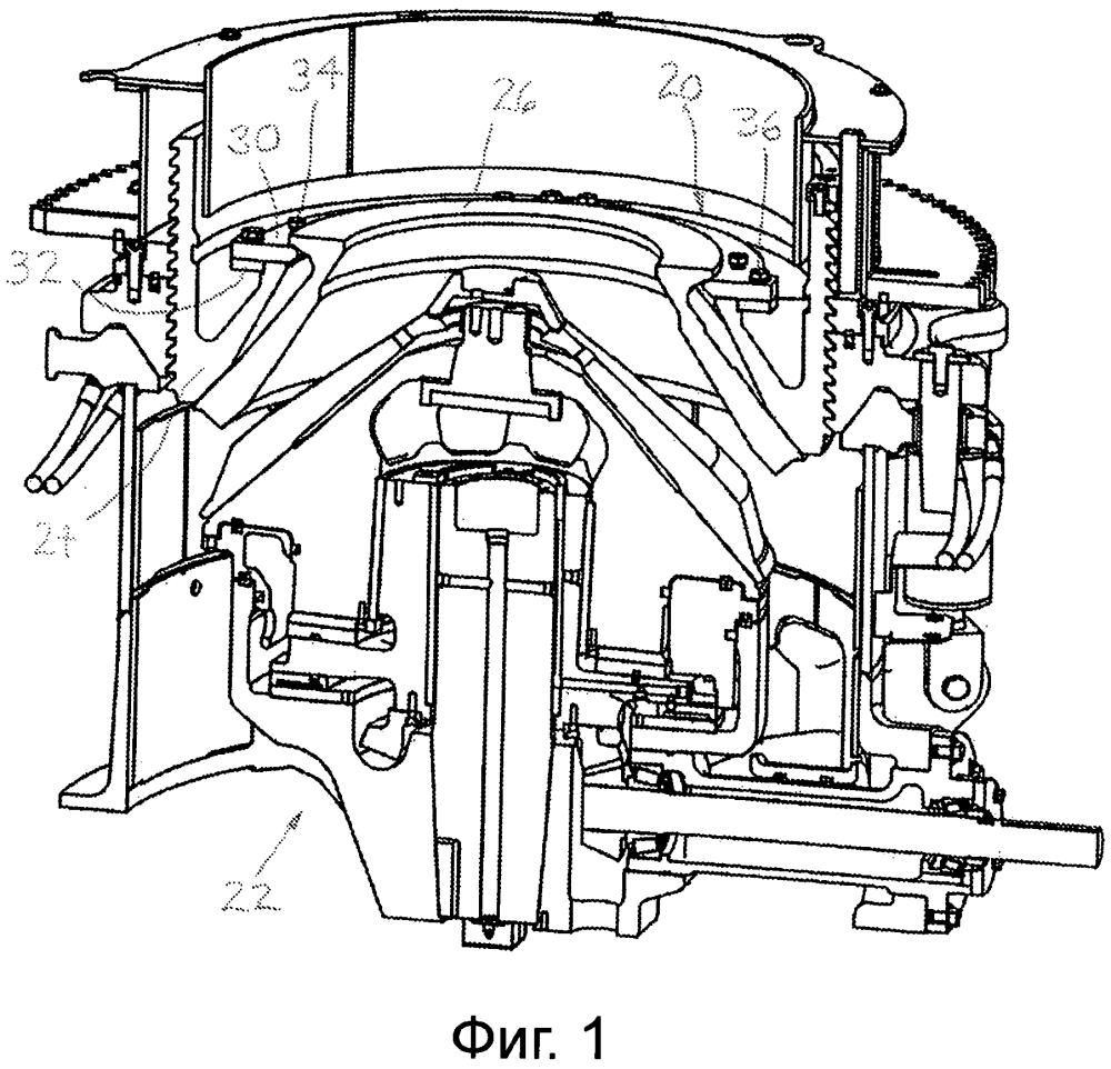 Устройство системы брони и способ ее регулирования