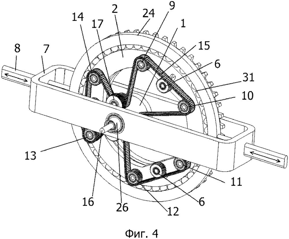 Механический аналог транзистора