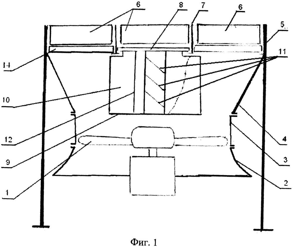 Аппарат воздушного охлаждения газа