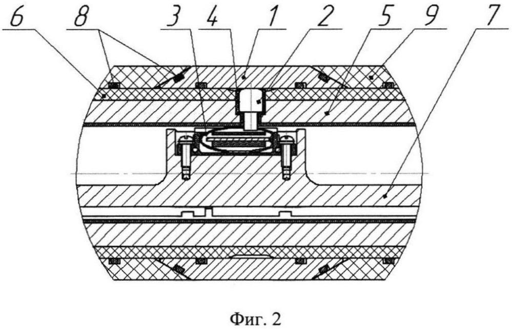 Многоэлектродный зонд бокового каротажа