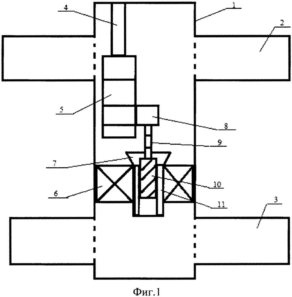 Установка для одновременно-раздельной эксплуатации двух пластов одной скважины