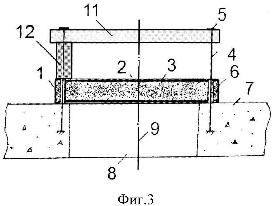 Противовзрывная панель кочетова