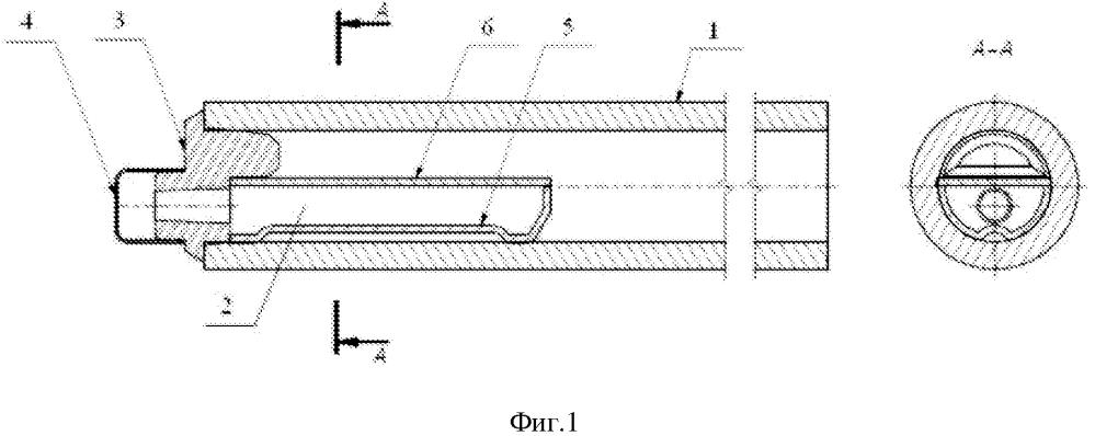 Погружное устройство для отбора проб расплава металла