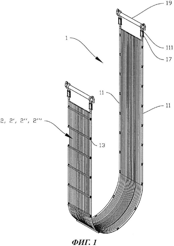 Удерживающее устройство для кабелей и способ его применения
