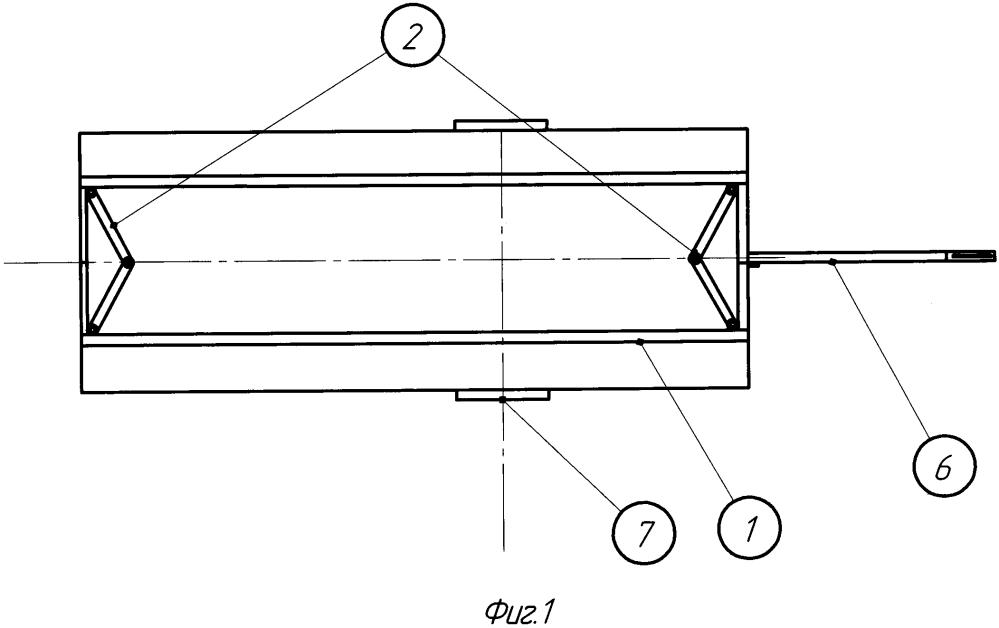 Быстросъёмная гусеничная приставка-прицеп для увеличения проходимости автомобиля