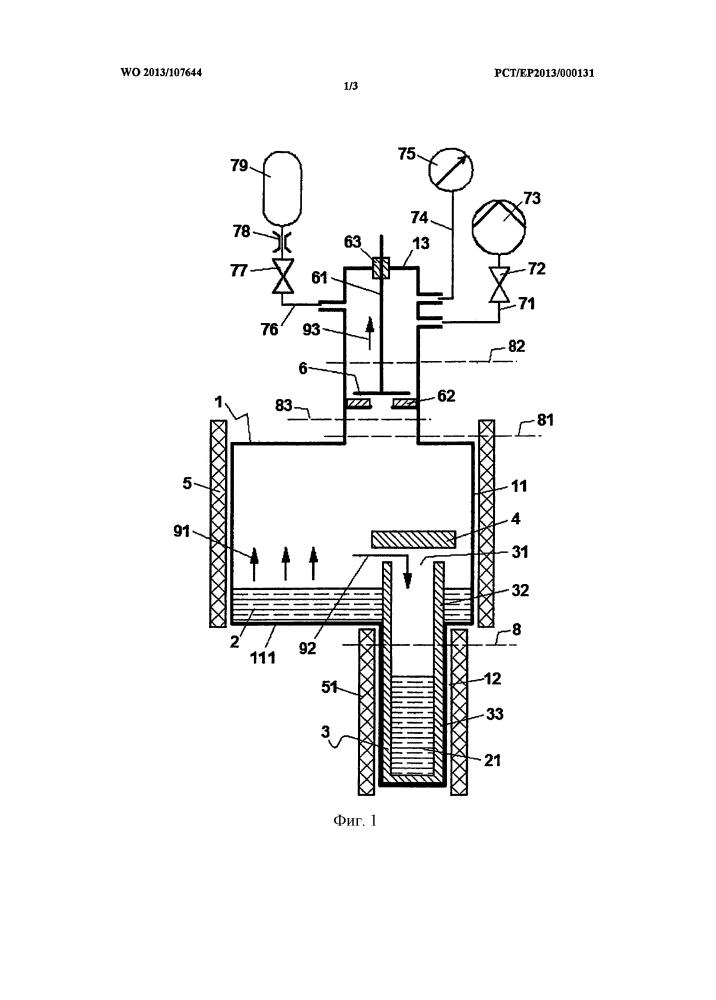 Способ и устройство для получения высокочистого магния