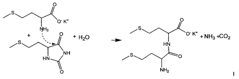 Способ получения соли метионина