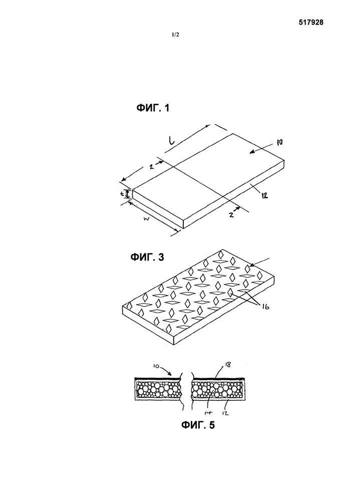 Крупноформатная полистирольная панель