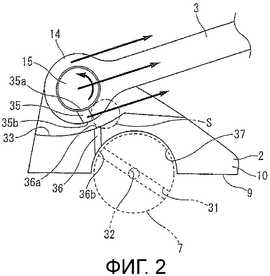 Кривошипно-шатунный механизм с поршнем с двумя шатунами для двигателя внутреннего сгорания