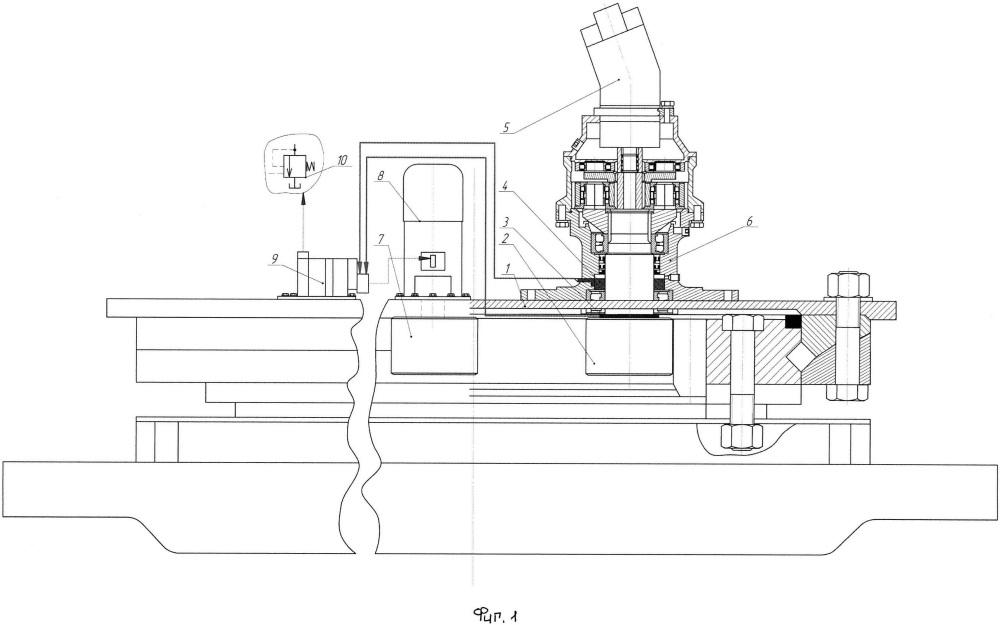 Способ рекуперации энергии гидропривода поворотной платформы экскаватора