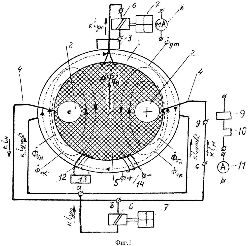 Дифференциальный трансформатор тока