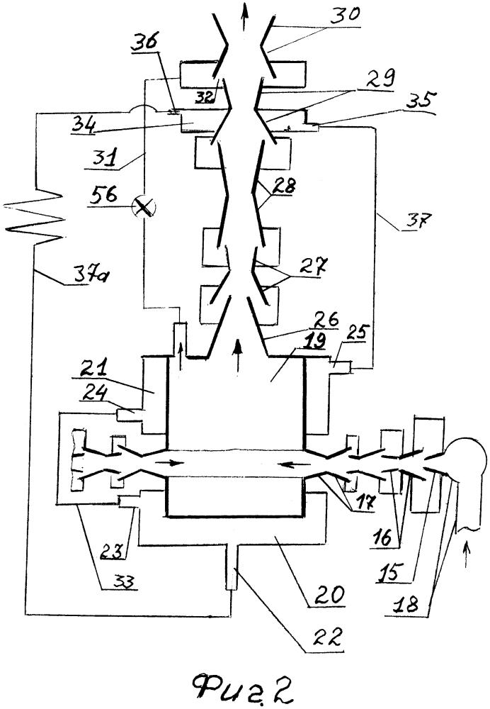 Способ нагрева теплообменника отопительной системы обогрева домов и других объектов и устройство для осуществления способа
