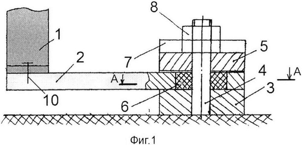 Пространственный рессорный виброизолятор кочетова