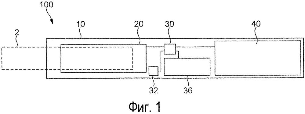 Система генерирования аэрозоля с контролем потребления и обратной связью
