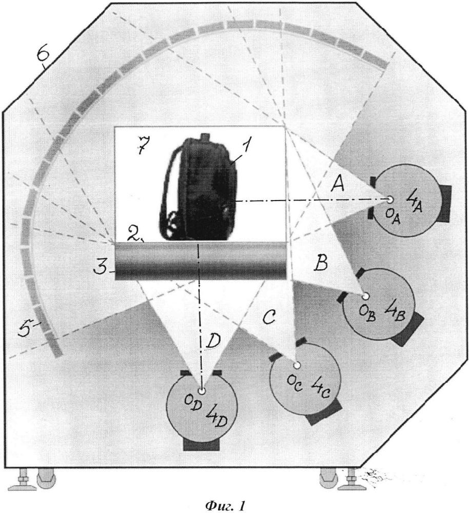 Способ рентгеноскопии