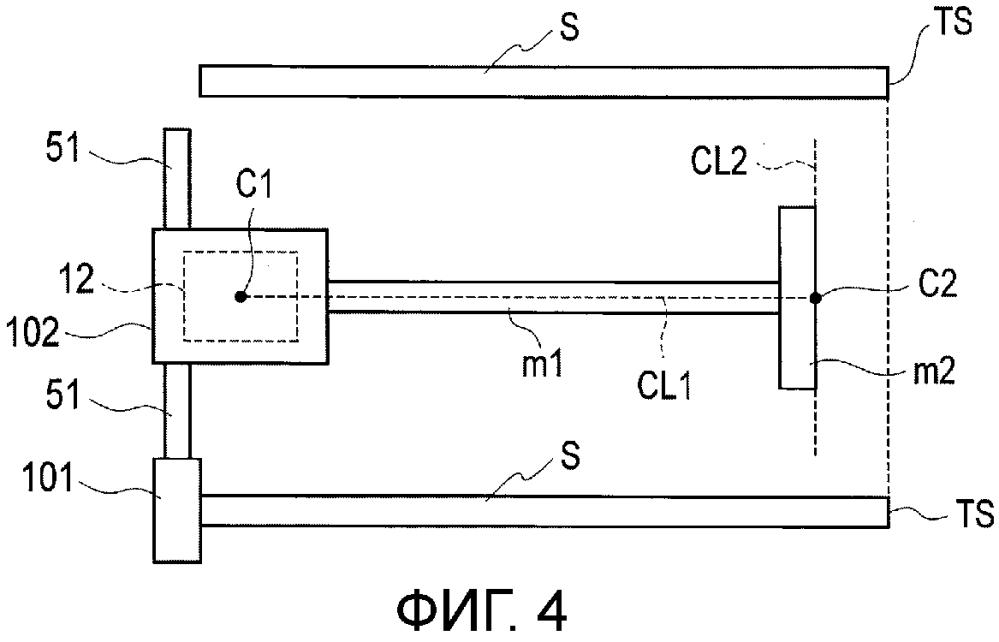 Устройство беспроводной подачи энергии и устройство помощи при парковке