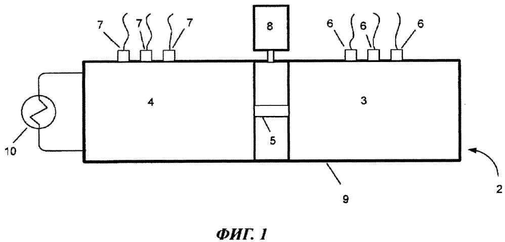 Система для передачи переменного тока на сверхдальние расстояния