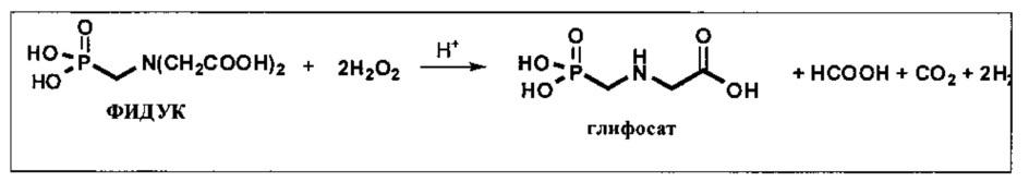 Способ получения n-(фосфонометил)-глицина