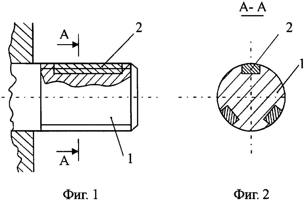 Способ изготовления резьбового соединения и снижения нагрузки на его витки у опорного торца гайки