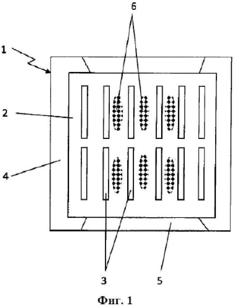 Элемент теплообменника и способ для производства