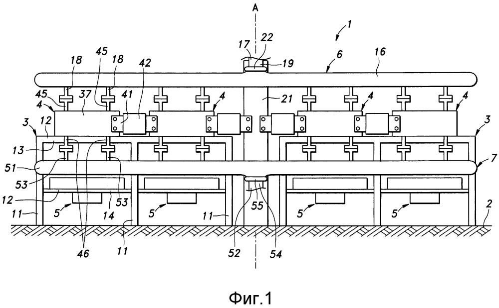 Система теплообменника с воздушным охлаждением