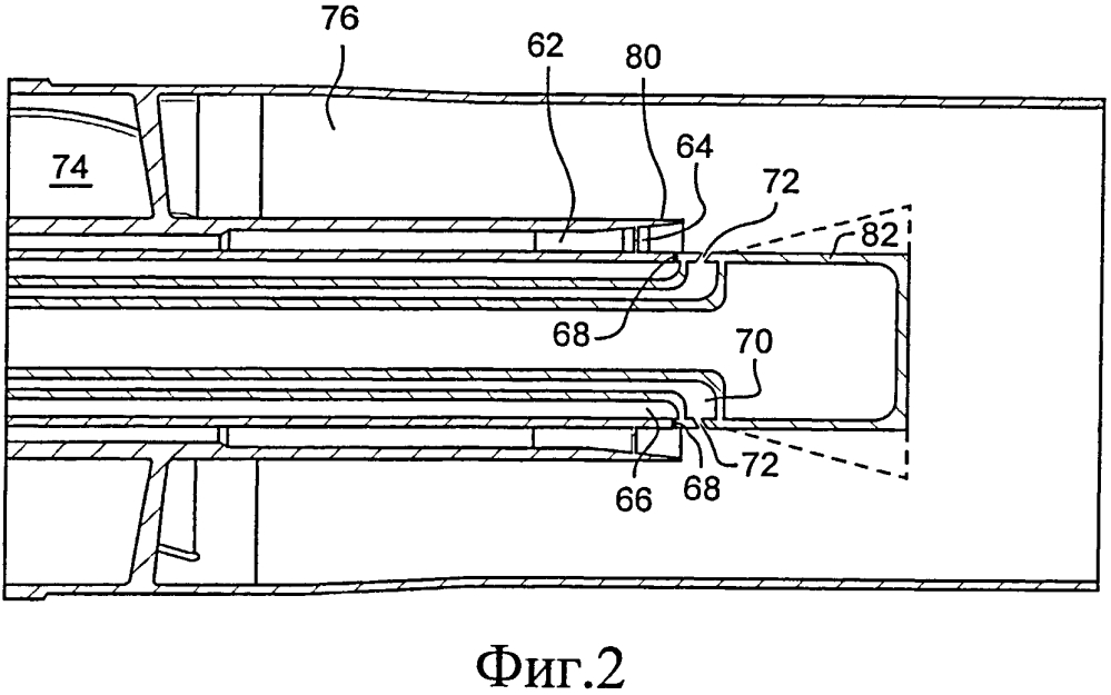 Топливная форсунка с осевым потоком (варианты) и способ предварительного смешивания топлива и воздуха