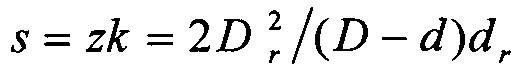 Редукционный радиальный подшипник первого типа усиленный