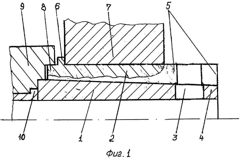 Камера прессования горизонтальной машины литья под давлением (гмлпд)