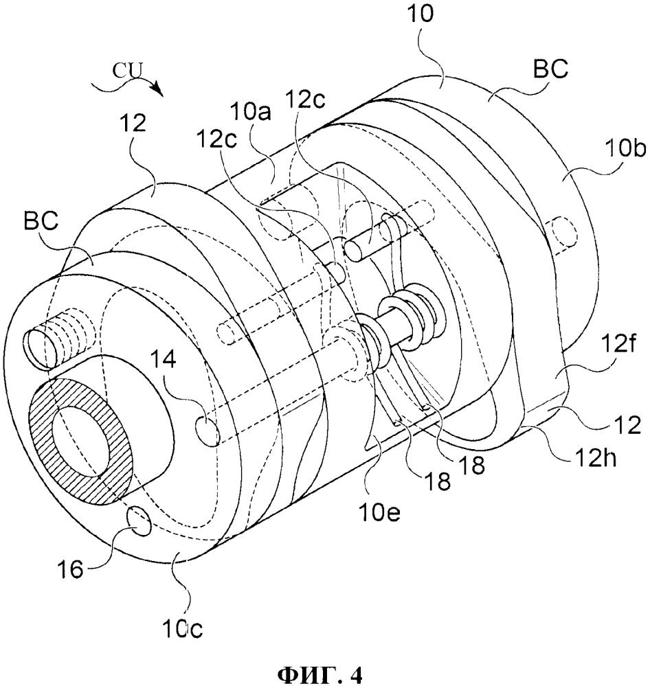 Газораспределительное устройство для двигателя внутреннего сгорания