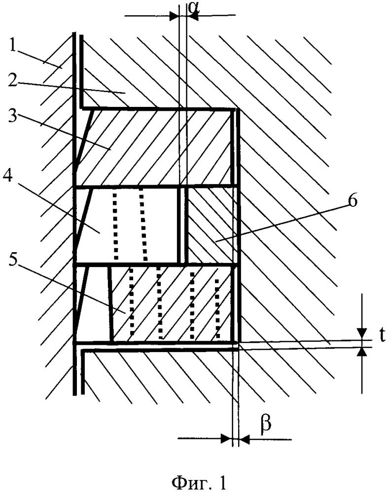 Маслосъемное поршневое устройство двигателя внутреннего сгорания