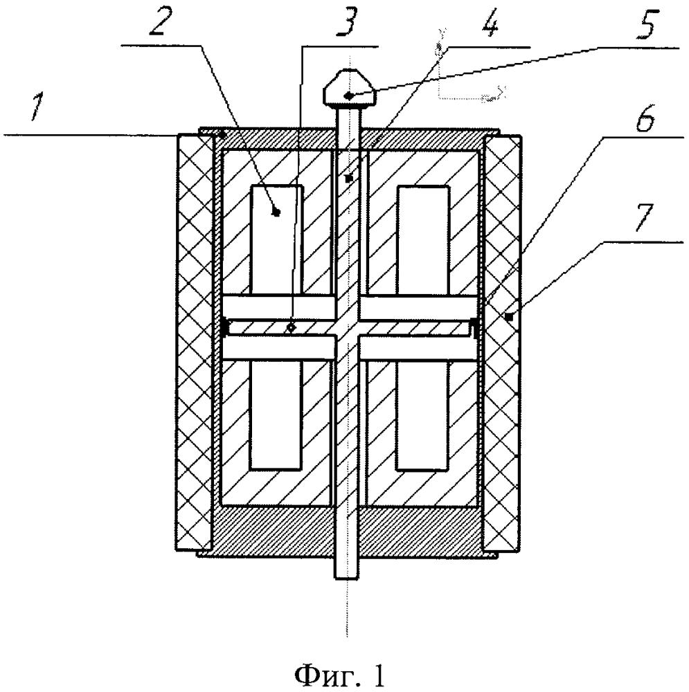 Электромагнитная машина вибрационного действия для ручного инструмента