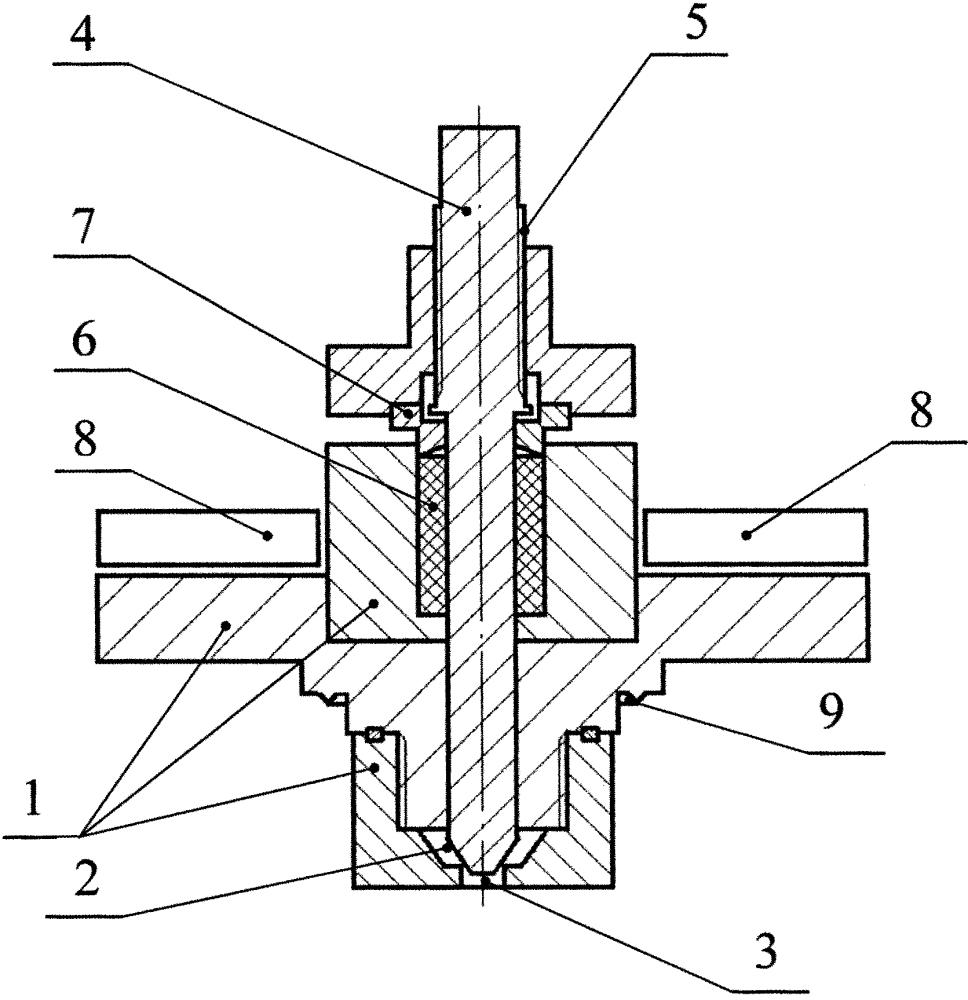 Генератор паров щелочного металла