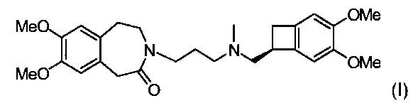 Форма iv ивабрадина гидрохлорида