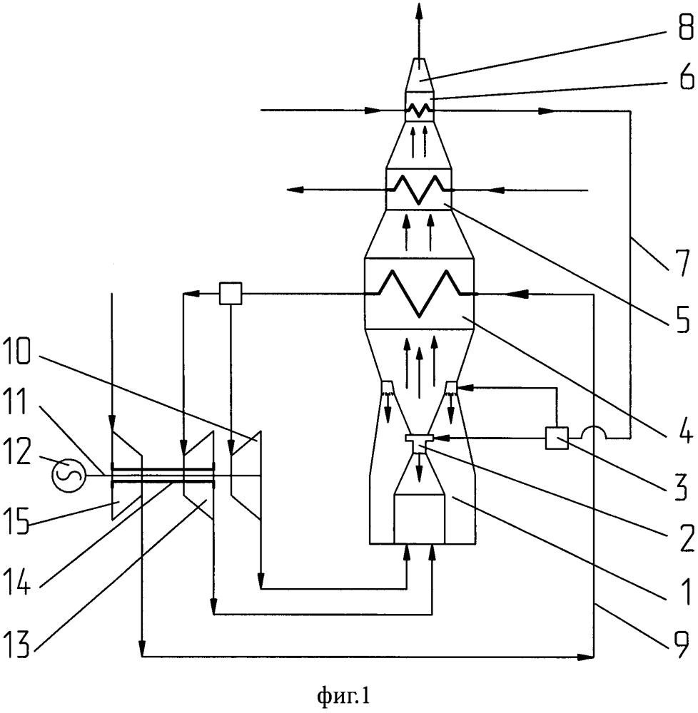 Способ теплового воздействия на продукт, транспортируемый по трубопроводу, на пунктах подогрева нефти и установка для его осуществления