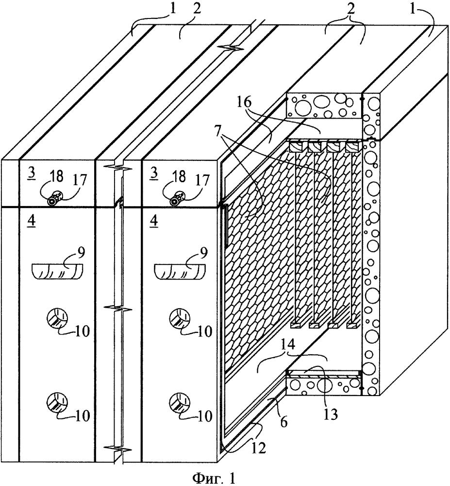 Секционно-модульный улей и модуль улья с глухим основанием
